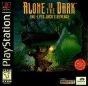 Cover zu Alone in the Dark: One-Eyed Jack's Revenge - PlayStation