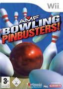 Cover zu AMF Bowling Pinbusters - Wii