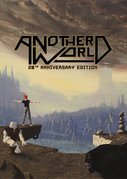 Cover zu Another World 20th Anniversary Edition - Nintendo 3DS