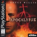 Cover zu Apocalypse - PlayStation