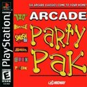 Cover zu Arcade Party Pak - PlayStation