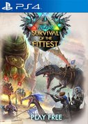 Cover zu Ark: Survival of the Fittest - PlayStation 4