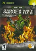 Cover zu Army Men:Sarge's War - Xbox