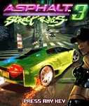 Cover zu Asphalt 3: Street Rules - Handy