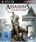 Cover zu Assassin's Creed 3 - PlayStation 3