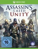 Cover zu Assassin's Creed Unity - Xbox One