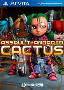 Cover zu Assault Android Cactus - PS Vita