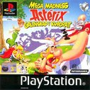 Cover zu Asterix Mega Madness - PlayStation