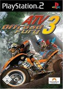 Cover zu ATV Offroad Fury 3 - PlayStation 2