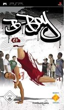 Cover zu B-Boy - PSP