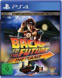 Cover zu Back to the Future: The Game - PlayStation 4