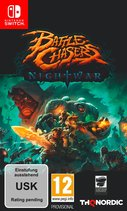 Cover zu Battle Chasers: Nightwar - Nintendo Switch