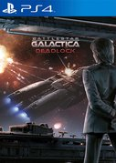 Cover zu Battlestar Galactica: Deadlock - PlayStation 4