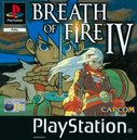 Cover zu Breath of Fire IV - PlayStation