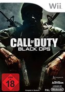 Cover zu Call of Duty: Black Ops - Wii