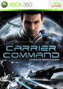 Cover zu Carrier Command: Gaea Mission - Xbox 360