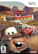 Cover zu Cars Hook International - Wii
