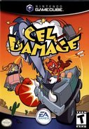 Cover zu Cel Damage - GameCube