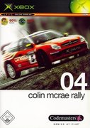 Cover zu Colin McRae Rally 04 - Xbox