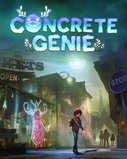 Cover zu Concrete Genie - PlayStation 4