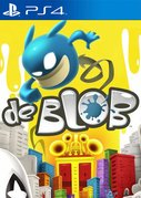 Cover zu de Blob - PlayStation 4
