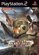 Cover zu Deadly Skies 3 - PlayStation 2