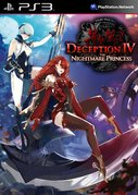 Cover zu Deception 4: The Nightmare Princess - PlayStation 3