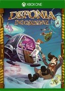 Cover zu Deponia Doomsday - Xbox One