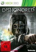 Cover zu Dishonored: Die Maske des Zorns - Xbox 360