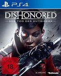 Cover zu Dishonored: Tod des Outsiders - PlayStation 4