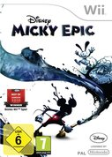 Cover zu Disney Micky Epic - Wii