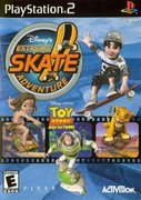 Cover zu Disney's Extreme Skate Adventure - PlayStation 2