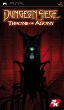 Cover zu Dungeon Siege: Throne of Agony - PSP