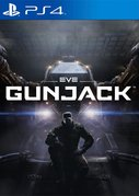 Cover zu EVE Gunjack - PlayStation 4