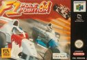 Cover zu F1 Pole Position 64 - Nintendo 64