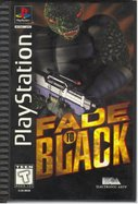 Cover zu Fade to Black - PlayStation