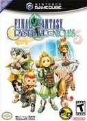Cover zu Final Fantasy Crystal Chronicles - GameCube