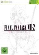 Cover zu Final Fantasy XIII-2 - Xbox 360