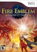 Cover zu Fire Emblem: Radiant Dawn - Wii