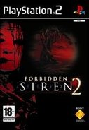 Cover zu Forbidden Siren 2 - PlayStation 2