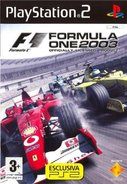 Cover zu Formel Eins 2003 - PlayStation 2
