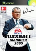 Cover zu Fußball Manager 2005 - Xbox