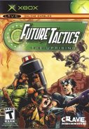 Cover zu Future Tactics - Xbox