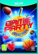 Cover zu Game Party Champions - Wii U