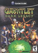 Cover zu Gauntlet: Dark Legacy - GameCube