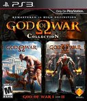Cover zu God of War Collection - PlayStation 3