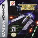Cover zu Gradius Advance - Game Boy Advance