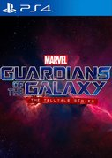 Cover zu Guardians of the Galaxy: The Telltale Series - PlayStation 4