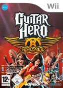 Cover zu Guitar Hero: Aerosmith - Wii