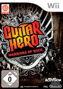 Cover zu Guitar Hero: Warriors of Rock - Wii